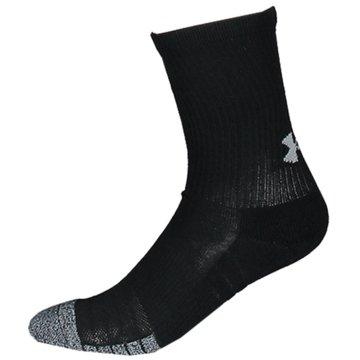 Under Armour Hohe Socken HEATGEAR® CREW SOCKEN – 3ER-PACK - 1346751 -