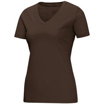Jako T-Shirts braun