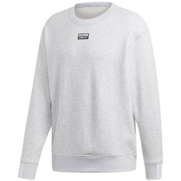 adidas SweaterVOCAL CREW - ED7229 grau