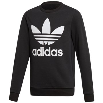 adidas SweatshirtsTREFOIL CREW - ED7797 schwarz