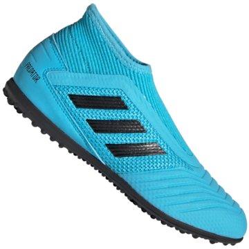 adidas Multinocken-SohlePREDATOR 19.3 LL TF J - EF9041 blau