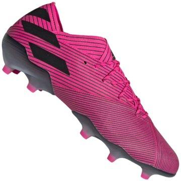 adidas Nocken-SohleNEMEZIZ 19.1 FG pink