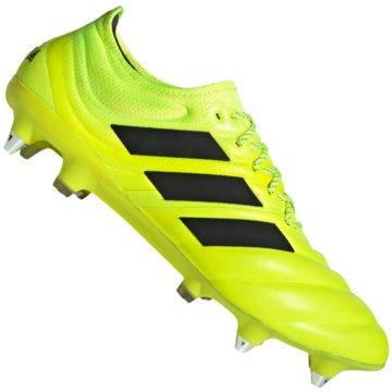 adidas Stollen-SohleCopa 19.1 SG gelb