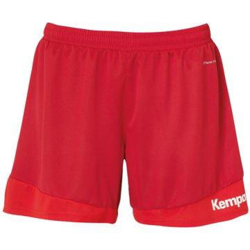 Kempa kurze SporthosenEMOTION 2.0 SHORTS WOMEN - 2003166 12 rot