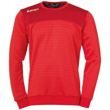 Kempa SweatshirtsEMOTION 2.0 TRAINING TOP - 2002149K 4 rot