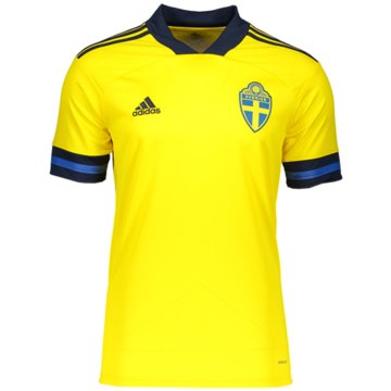 adidas Fan-TrikotsSVFF H JSY Y - FH7613 gelb
