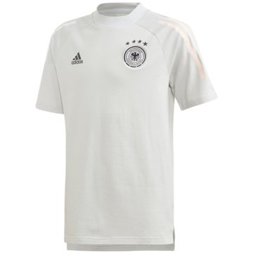 adidas Fan-T-ShirtsGermany Tee - FI0749 weiß