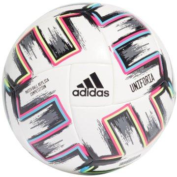 adidas FußbälleUNIFORIA COMPETITION BALL - FJ6733 weiß