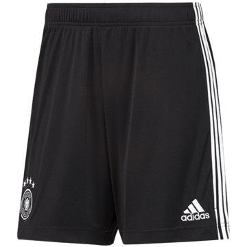 adidas FußballshortsDFB HEIMSHORTS - FS7590 schwarz