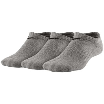 Nike Füßlinge & SneakersockenKids' Nike Performance Cushioned No-Show Training Socks (3 Pair) - SX6843-063 grau