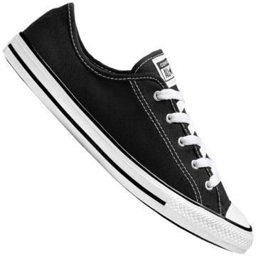 Converse Sneaker LowCHUCK TAYLOR ALL STAR DAINTY GS BAS schwarz
