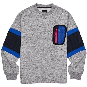 Converse Sweatshirts grau