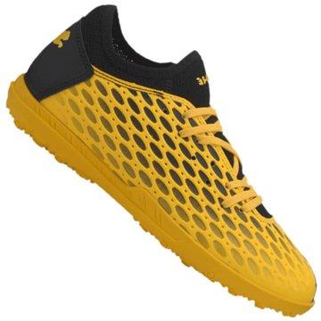 Puma Multinocken-Sohle gelb