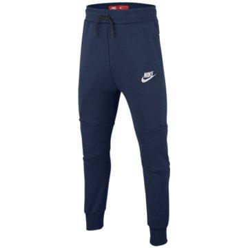 Nike JogginghosenBoys' Nike Sportswear Tech Fleece Pant - 804818-410 blau