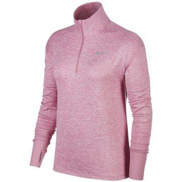 Nike LangarmshirtElement - AA4631-693 rosa