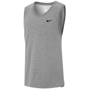 Nike TanktopsDRI-FIT - AR6069-063 grau