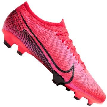 Nike Nocken-SohleNike Mercurial Vapor 13 Pro FG - AT7901-606 rot