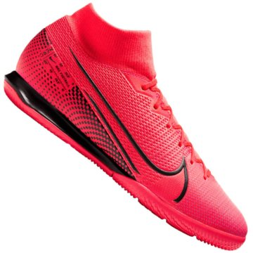 Nike Hallen-SohleNike Mercurial Superfly 7 Academy IC - AT7975-606 rot