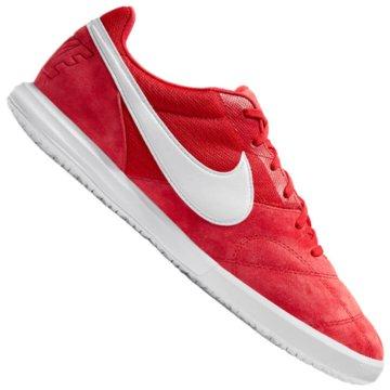 Nike Hallen-SohleNike Premier II Sala (IC) - AV3153-611 rot