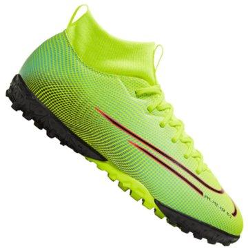 Nike Multinocken-SohleNike Jr. Mercurial Superfly 7 Academy MDS TF - BQ5407-703 gelb