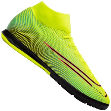 Nike Hallen-SohleNike Mercurial Superfly 7 Academy MDS IC - BQ5430-703 gelb