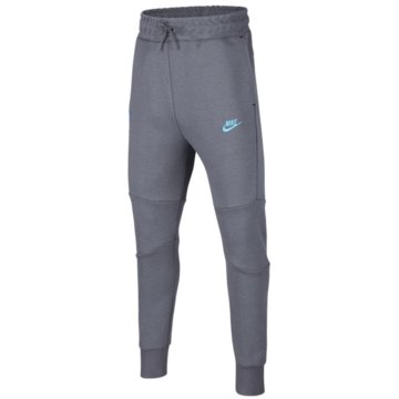 Nike Fan-Hosen grau