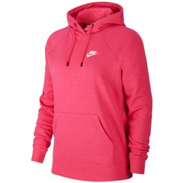 Nike HoodiesNike Sportswear Essential - BV4124-674 rot