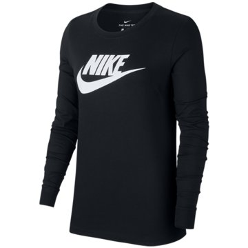 Nike LangarmshirtNIKE SPORTSWEAR WOMEN'S LONG-SLEEVE - BV6171 schwarz