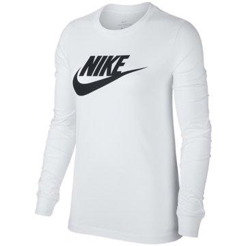 Nike LangarmshirtNIKE SPORTSWEAR WOMEN'S LONG-SLEEVE - BV6171 weiß