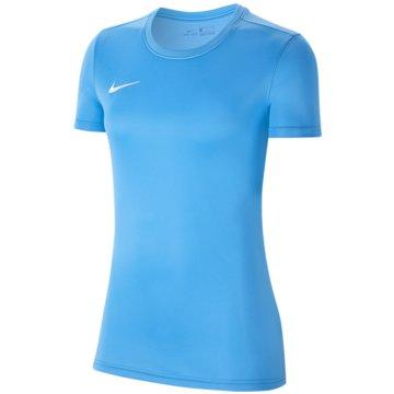 Nike FußballtrikotsDry Park VII SS Jersey Women blau