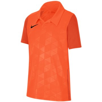 Nike PoloshirtsNike Trophy IV Big Kids' Soccer Jersey - BV6749-819 orange