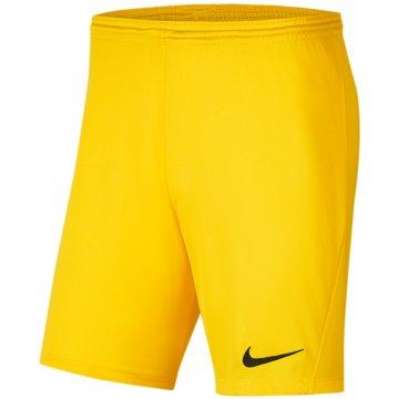 Nike FußballshortsDRI-FIT PARK 3 - BV6855-719 -