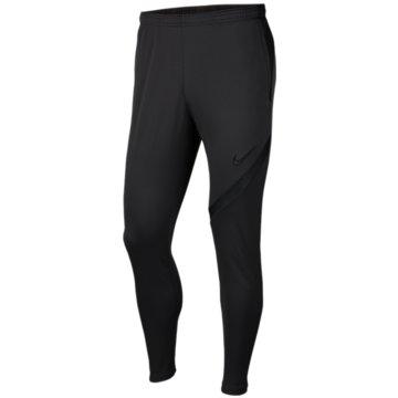 Nike Trainingshosen schwarz