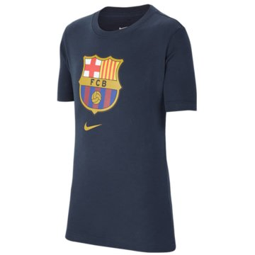 Nike Fan-T-ShirtsFC Barcelona - CD3199-475 blau