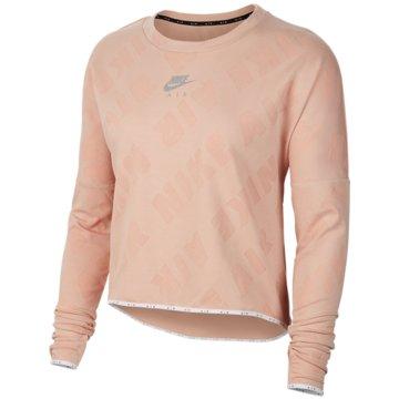 Nike LangarmshirtAir - CJ1882-287 rosa
