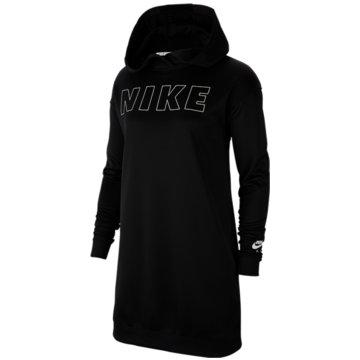 Nike KleiderW NSW AIR HOODIE DRESS PK - CJ3112-010 schwarz