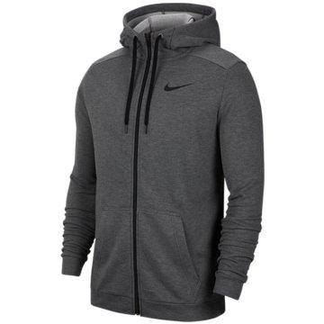 Nike SweatjackenNike Dri-FIT Men's Full-Zip Training Hoodie - CJ4317-071 -