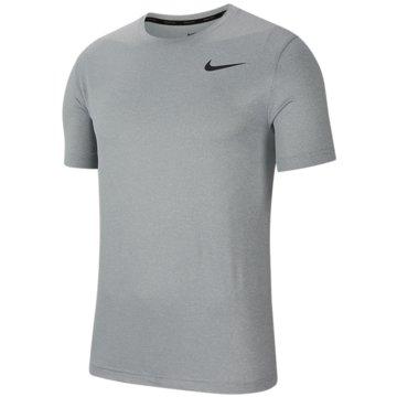 Nike T-ShirtsPRO - CJ4611-084 grau