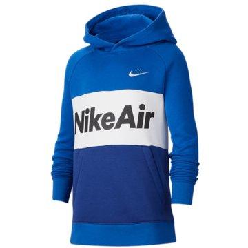 Nike Hoodies blau
