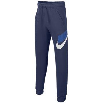 Nike Jogginghosen blau