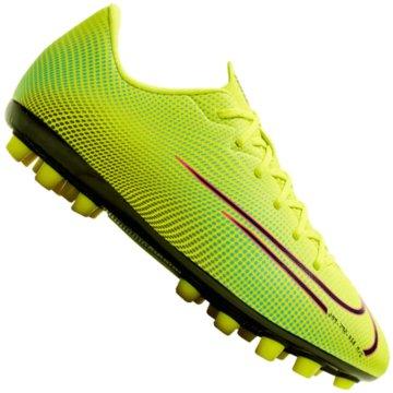 Nike Nocken-SohleNike Jr. Mercurial Vapor 13 Academy MDS AG - CK0130-703 gelb
