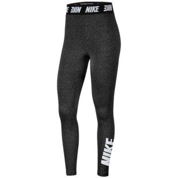 Nike TightsNike Sportswear Club Women's High-Rise Leggings - CT5333-010 schwarz