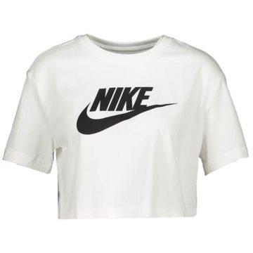 Nike T-ShirtsNIKE SPORTSWEAR ESSENTIAL WOMEN'S C - BV6175 weiß