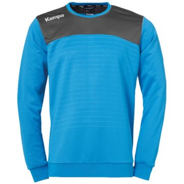 Kempa SweatshirtsEMOTION 2.0 TRAINING TOP - 2002149 2 blau