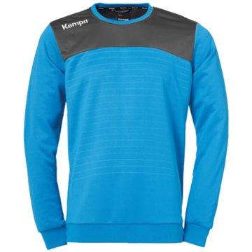 Kempa SweatshirtsEMOTION 2.0 TRAINING TOP - 2002149K blau