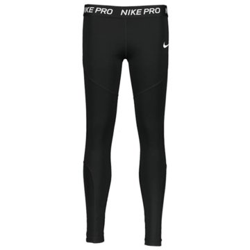 Nike TightsNike Pro Big Kids' (Girls') Tights - AQ9042-010 schwarz