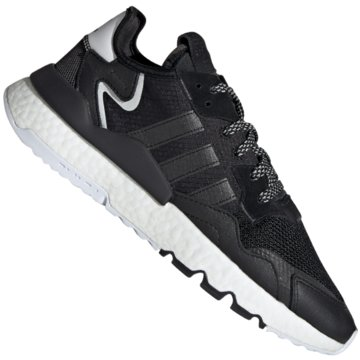 adidas Sneaker LowNITE JOGGER schwarz