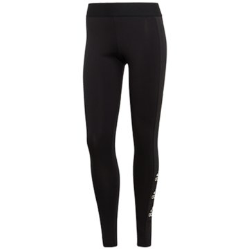 adidas TightsMust Haves Stacked Logo Tight Women schwarz