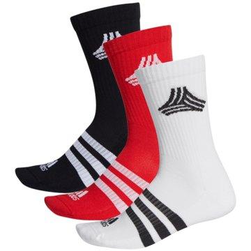 adidas KniestrümpfeFootball Street 3-Stripes Crew Socks - FI9350 -