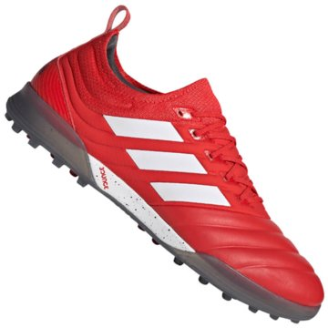 adidas Multinocken-SohleCopa 20.1 TF rot